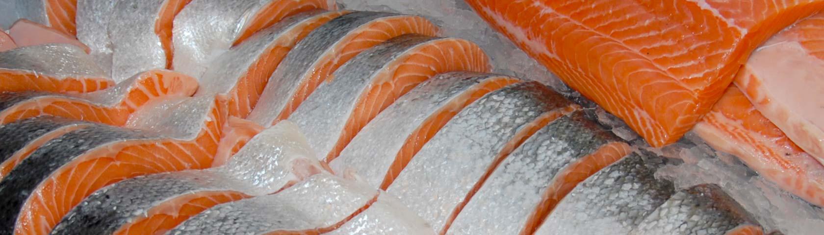 Edgar Madsen - altid et stort udvalg af frisk fisk og skaldyr især fra Nordsøen