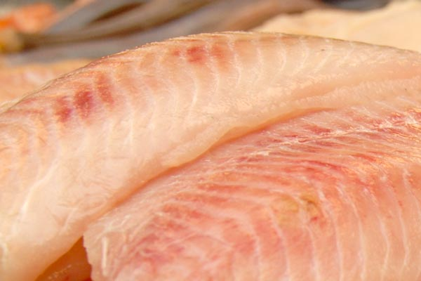 Hand-cut fillets